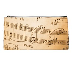 Music Notes Background Pencil Cases