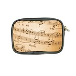 Music Notes Background Coin Purse Back