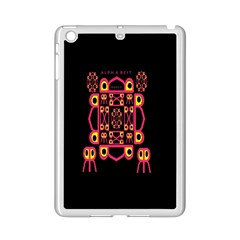 Alphabet Shirt iPad Mini 2 Enamel Coated Cases