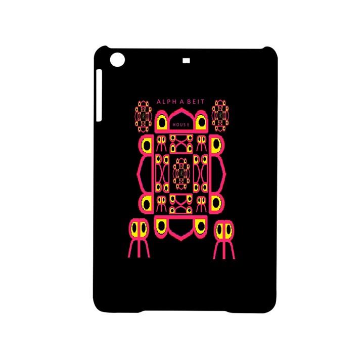 Alphabet Shirt iPad Mini 2 Hardshell Cases