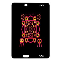 Alphabet Shirt Amazon Kindle Fire HD (2013) Hardshell Case