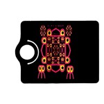 Alphabet Shirt Kindle Fire HD (2013) Flip 360 Case Front