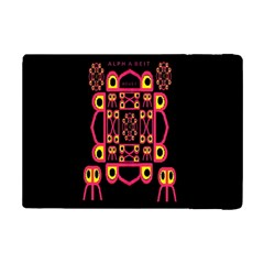 Alphabet Shirt iPad Mini 2 Flip Cases