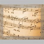 Music Notes Background Deluxe Canvas 16  x 12   16  x 12  x 1.5  Stretched Canvas