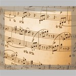 Music Notes Background Deluxe Canvas 20  x 16   20  x 16  x 1.5  Stretched Canvas