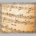 Music Notes Background Deluxe Canvas 24  x 20   24  x 20  x 1.5  Stretched Canvas