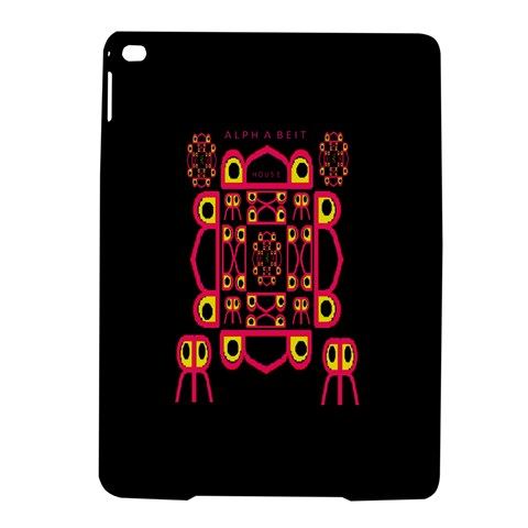 Alphabet Shirt iPad Air 2 Hardshell Cases
