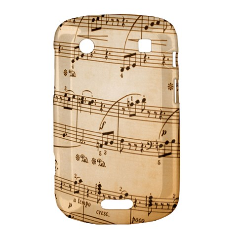 Music Notes Background Bold Touch 9900 9930