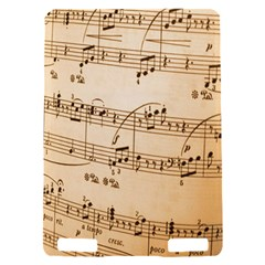 Music Notes Background Kindle Touch 3G