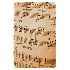 Music Notes Background Kindle Fire (1st Gen) Hardshell Case