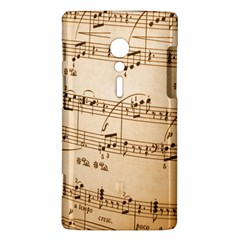 Music Notes Background Sony Xperia ion
