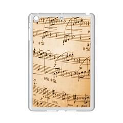 Music Notes Background iPad Mini 2 Enamel Coated Cases