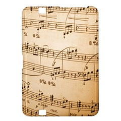 Music Notes Background Kindle Fire HD 8.9
