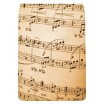 Music Notes Background Flap Covers (S)  Front