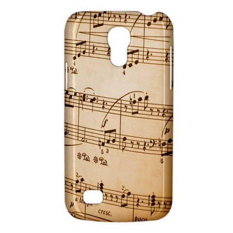Music Notes Background Galaxy S4 Mini