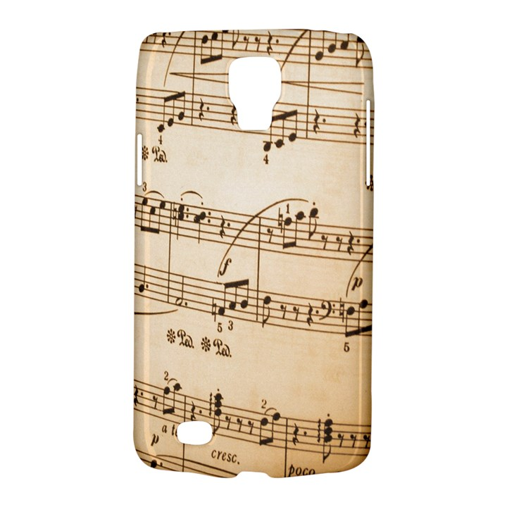Music Notes Background Galaxy S4 Active