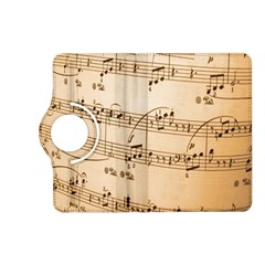 Music Notes Background Kindle Fire HD (2013) Flip 360 Case