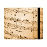 Music Notes Background Samsung Galaxy Tab Pro 8.4  Flip Case Front