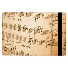 Music Notes Background iPad Air Flip