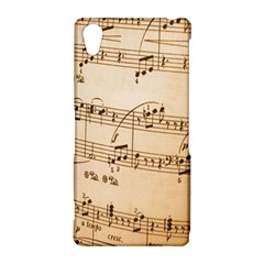 Music Notes Background Sony Xperia Z2