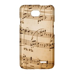 Music Notes Background LG Optimus L70