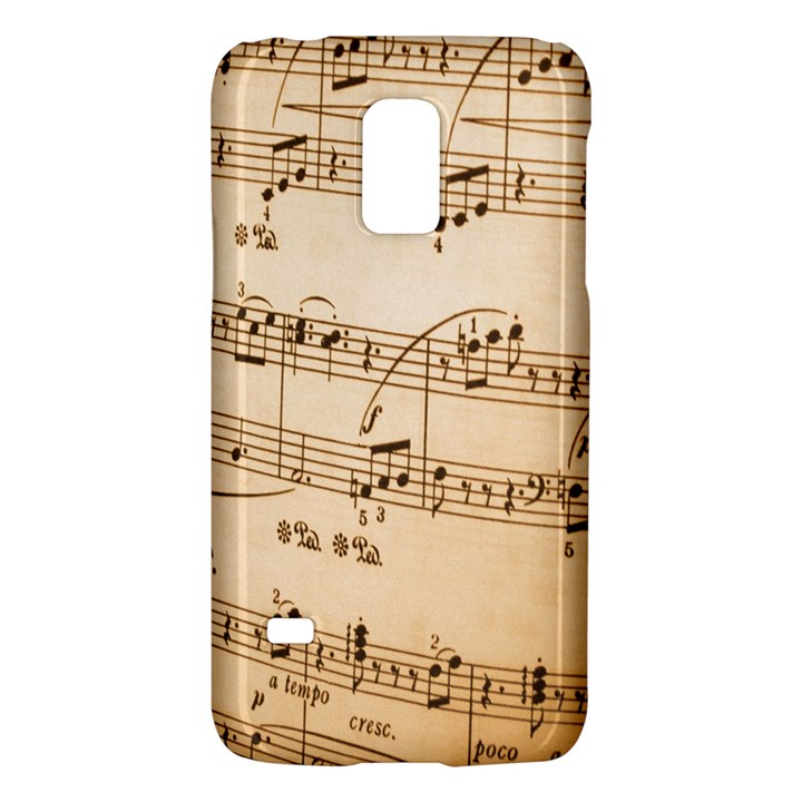 Music Notes Background Galaxy S5 Mini