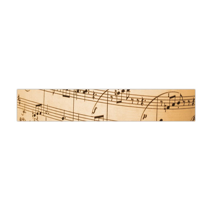 Music Notes Background Flano Scarf (Mini)