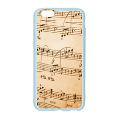Music Notes Background Apple Seamless iPhone 6/6S Case (Color)