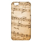 Music Notes Background iPhone 6 Plus/6S Plus TPU Case Front