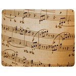 Music Notes Background Jigsaw Puzzle Photo Stand (Rectangular) Front
