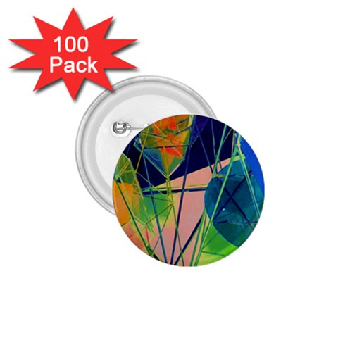 New Form Technology 1.75  Buttons (100 pack)