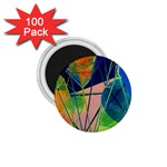 New Form Technology 1.75  Magnets (100 pack)  Front