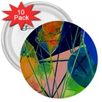 New Form Technology 3  Buttons (10 pack)  Front
