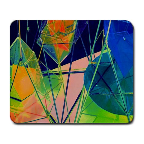 New Form Technology Large Mousepads