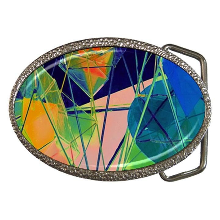 New Form Technology Belt Buckles