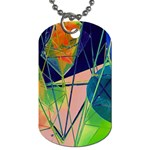 New Form Technology Dog Tag (One Side) Front