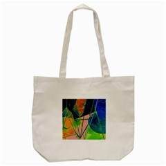 New Form Technology Tote Bag (Cream)