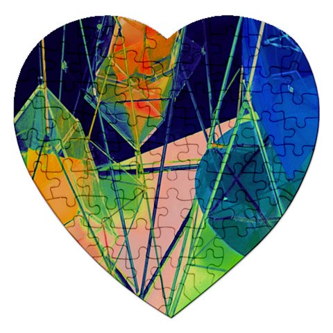 New Form Technology Jigsaw Puzzle (Heart)