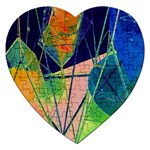 New Form Technology Jigsaw Puzzle (Heart) Front