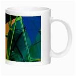 New Form Technology Night Luminous Mugs Right