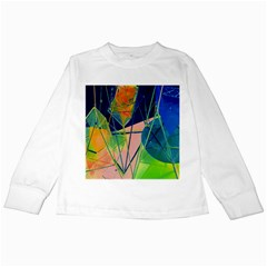 New Form Technology Kids Long Sleeve T-Shirts