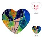 New Form Technology Playing Cards (Heart)  Front