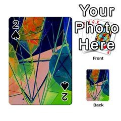 New Form Technology Playing Cards 54 Designs
