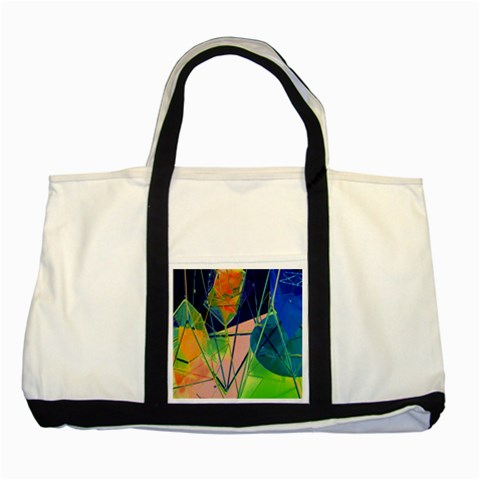 New Form Technology Two Tone Tote Bag