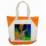 New Form Technology Accent Tote Bag Front