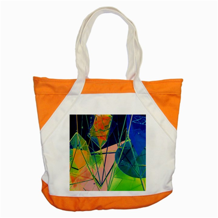 New Form Technology Accent Tote Bag
