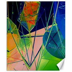 New Form Technology Canvas 8  x 10