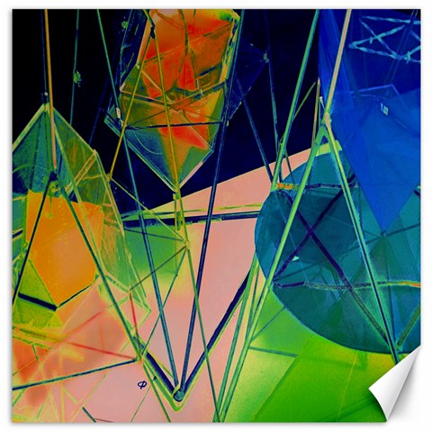 New Form Technology Canvas 12  x 12
