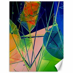 New Form Technology Canvas 12  x 16