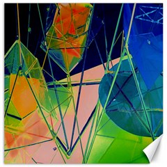 New Form Technology Canvas 20  x 20